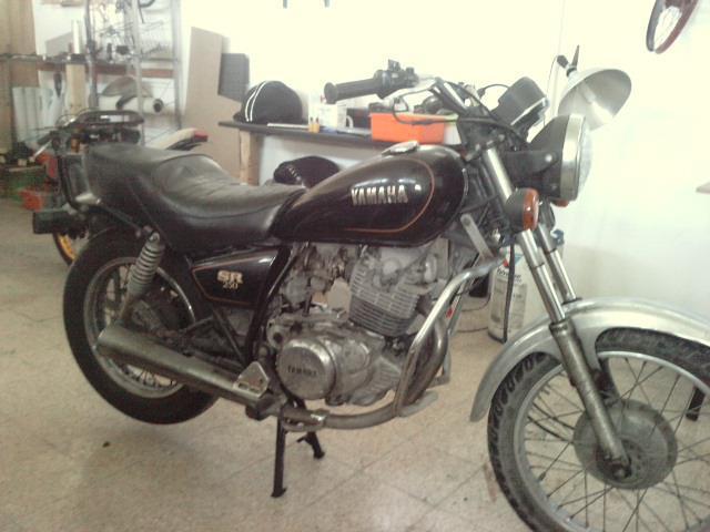 Yamaha SR 250