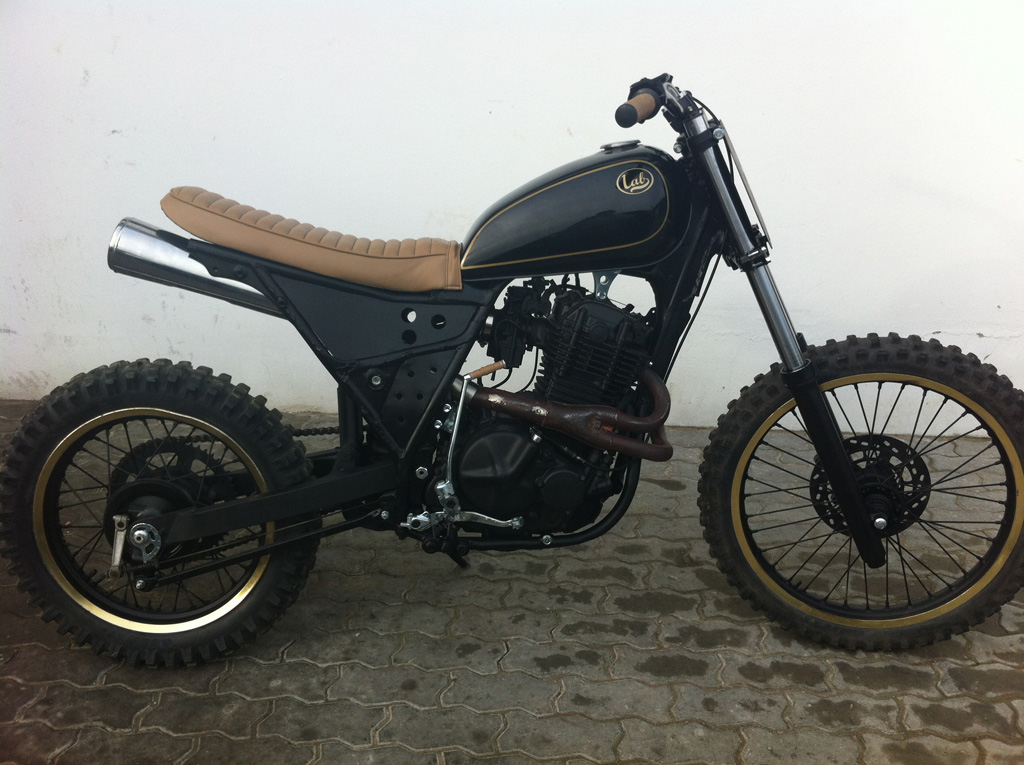 Lab 5 Labmotorcycle