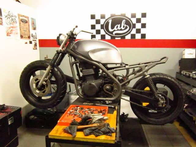 Lab 9 Labmotorcycle