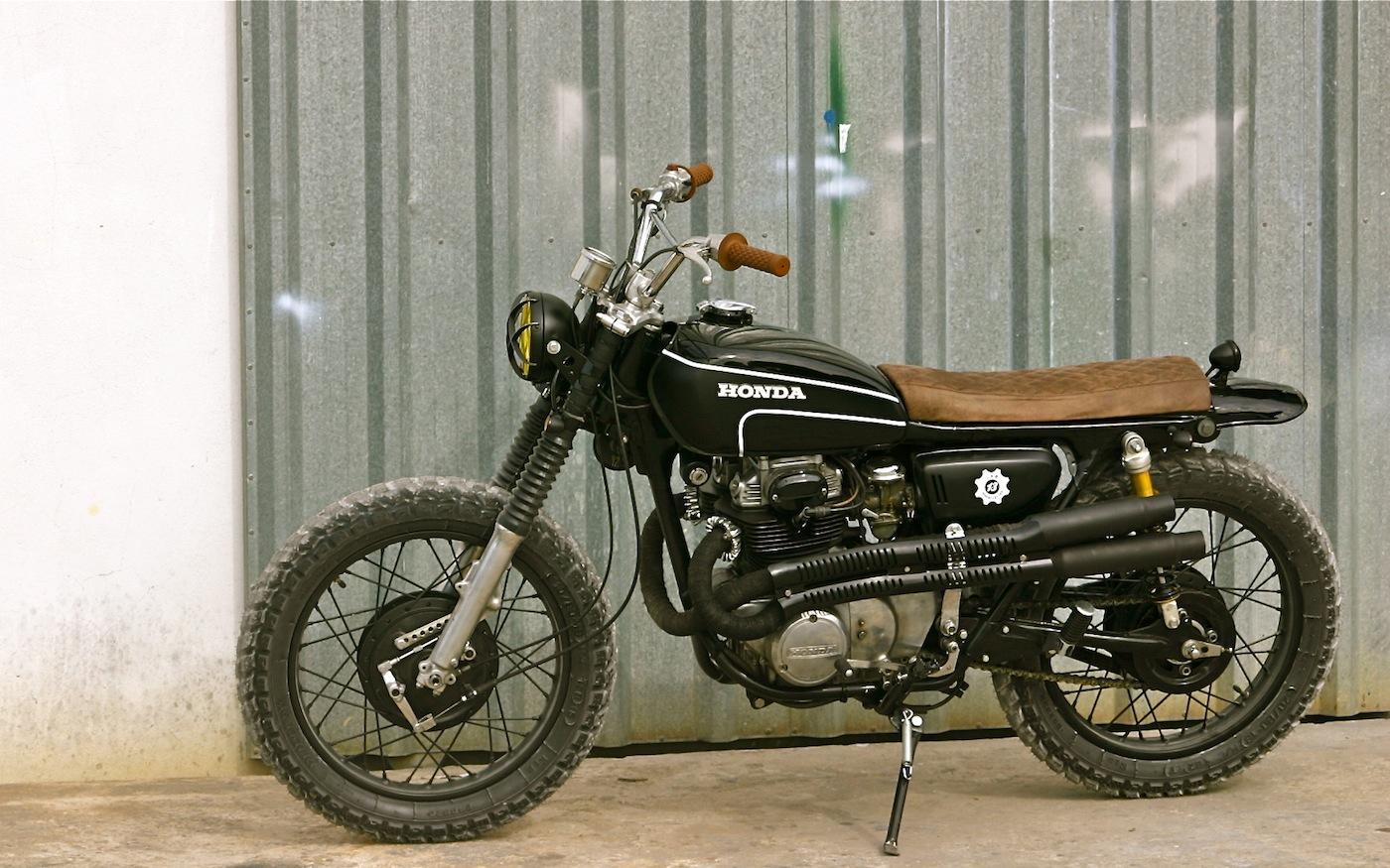 Honda_CL_350_1