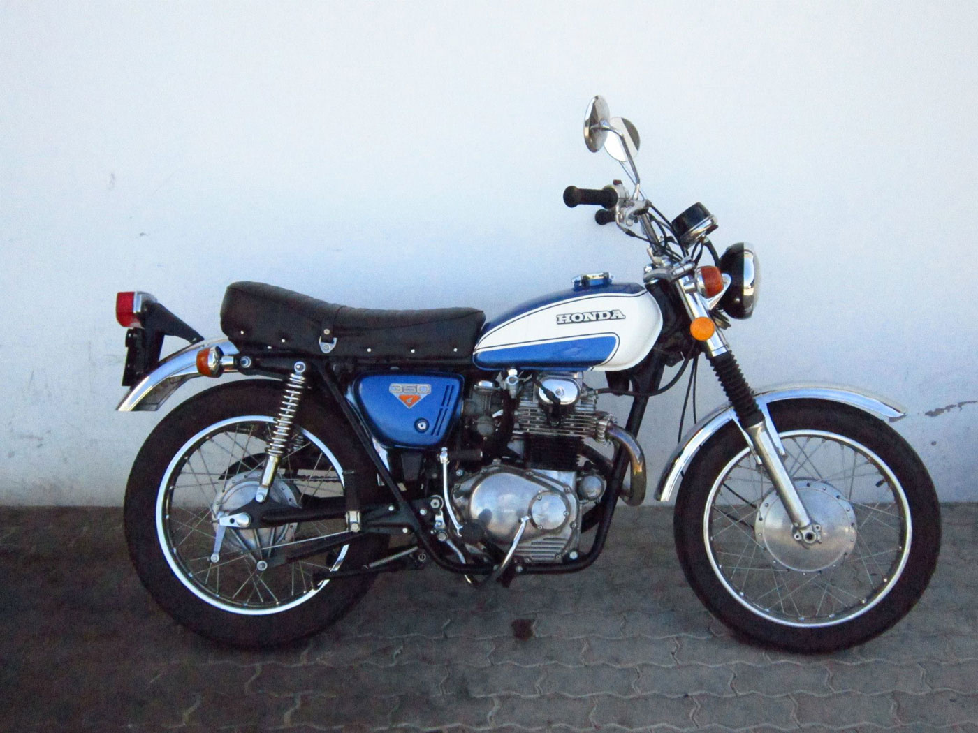 Honda_CL_350_Lab_11