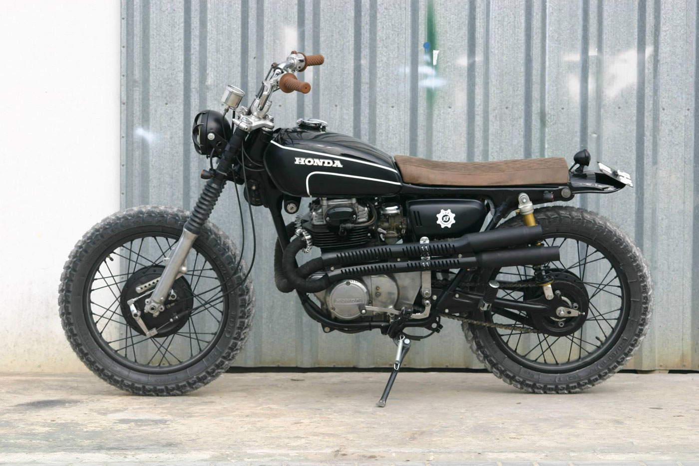 Honda_CL_350_Lab_12