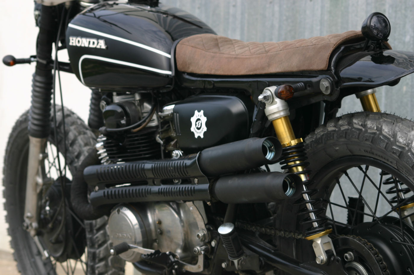 Honda_CL_350_Lab_6