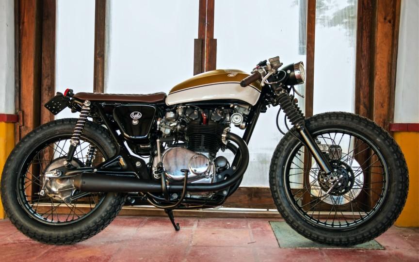 Honda CB 450 (1)