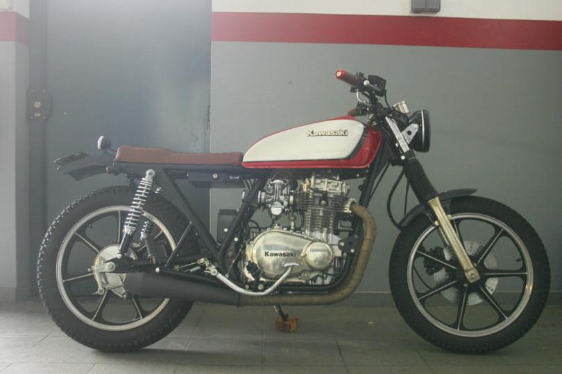 Kawasaki Z 440 (5)