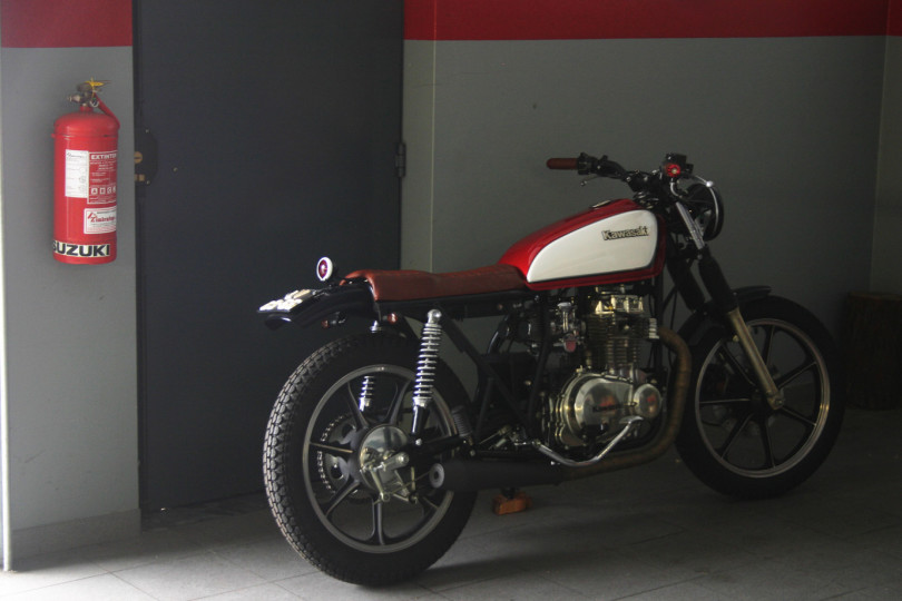 Kawasaki Z 440 (6)