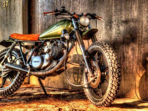 Lab 35 Yamaha SR 250