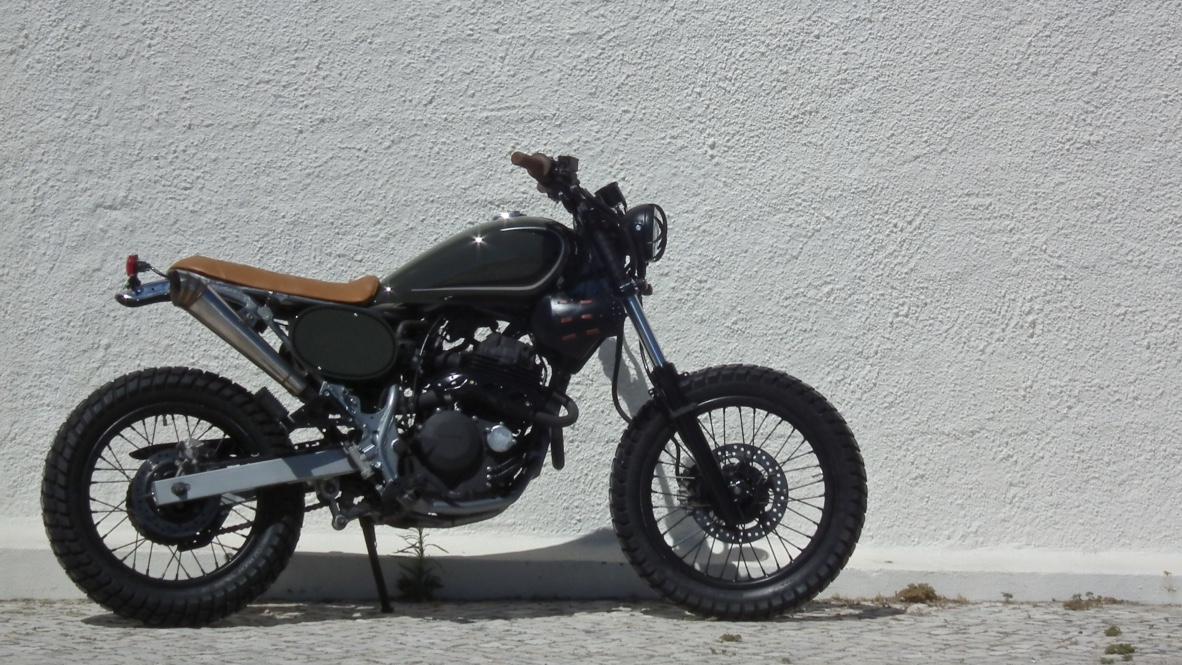 Lab 37 Labmotorcycle