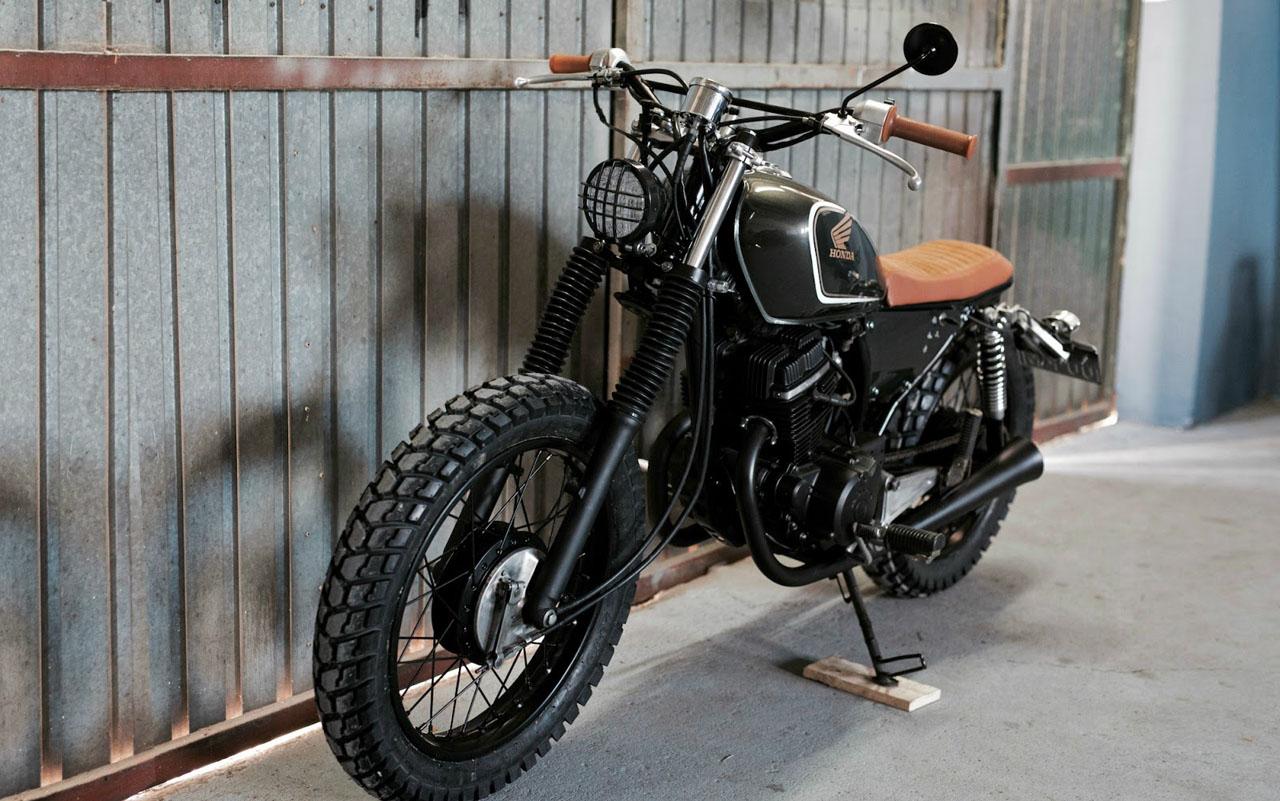 Lab 43 Labmotorcycle