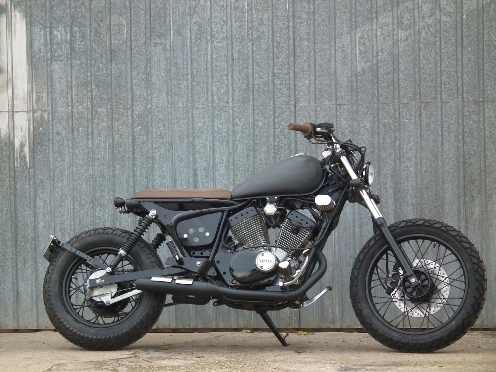 Lab 68 labmotorcycle for Yamaha virago 250
