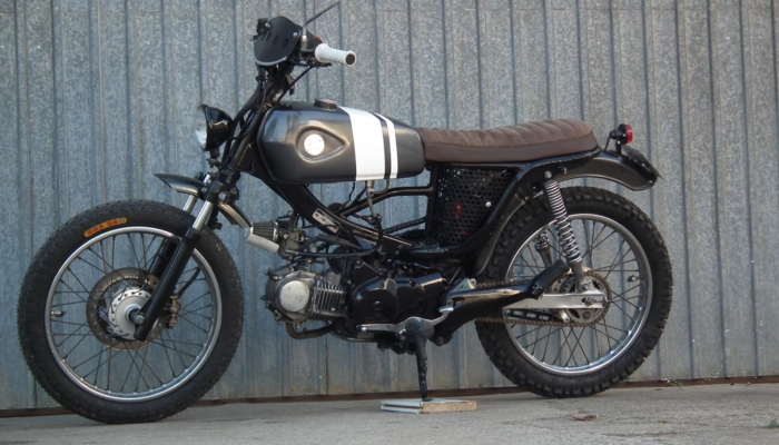 Honda ANF 125 (10)