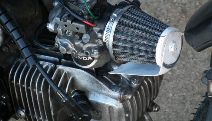 Honda ANF 125 (3)